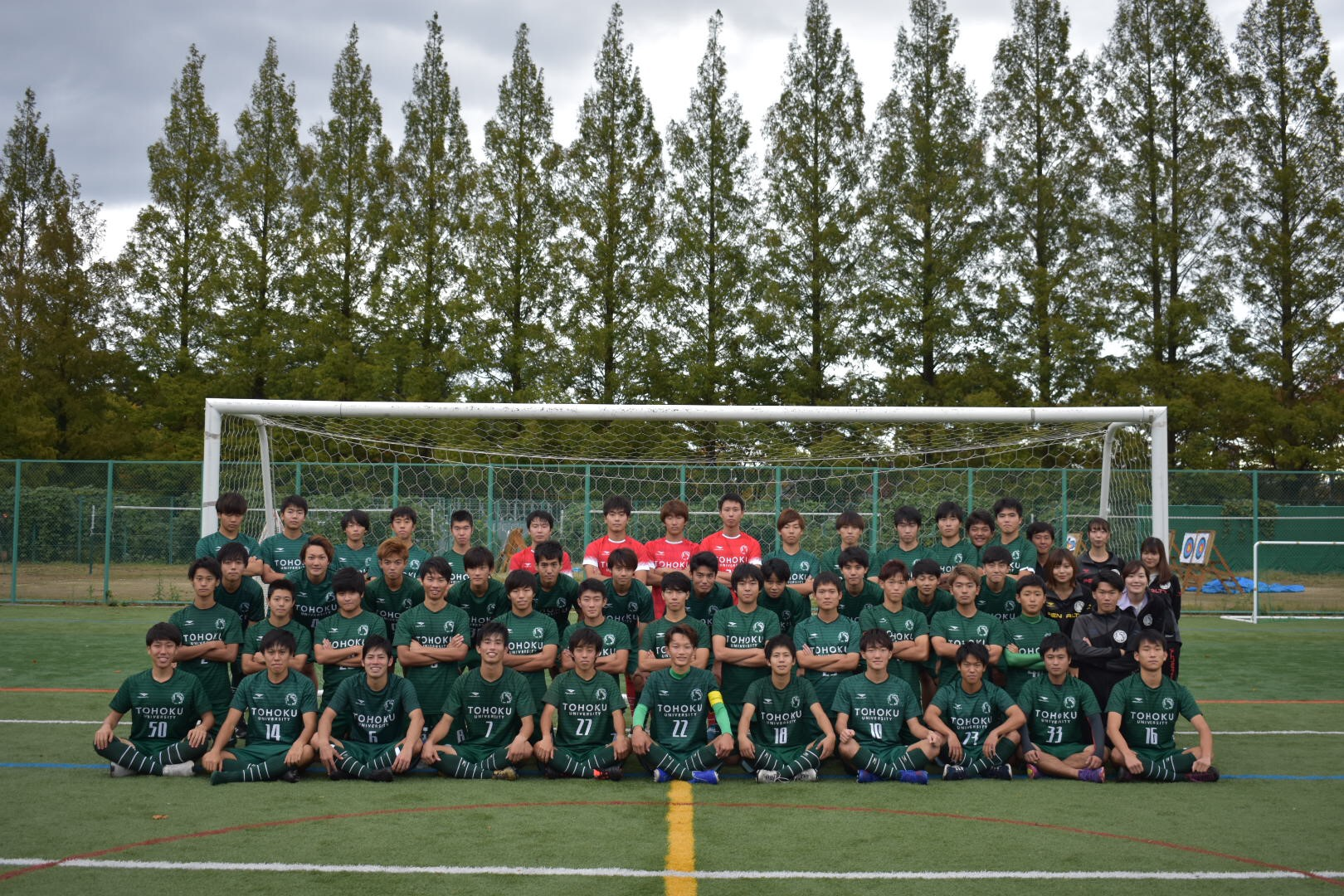 TOHOKU UNIVERSITY FOOTBALL CLUB